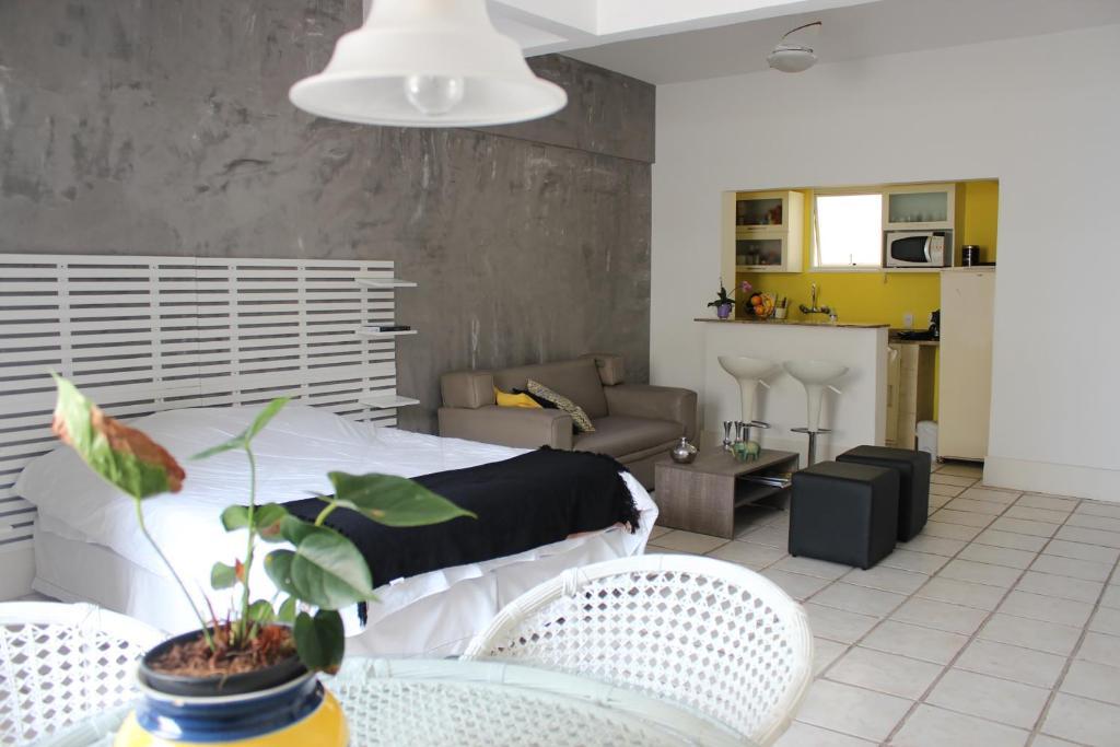 Апартаменты/квартира  Loft Em Copacabana Posto 6