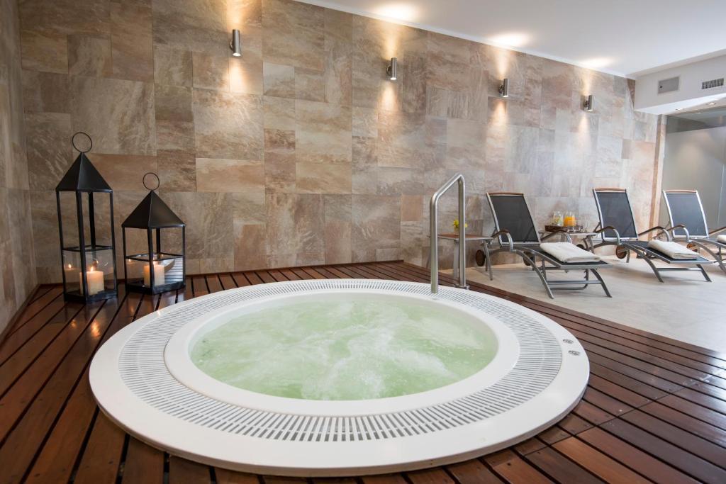 Отель  Отель  ARC Recoleta Boutique Hotel & Spa
