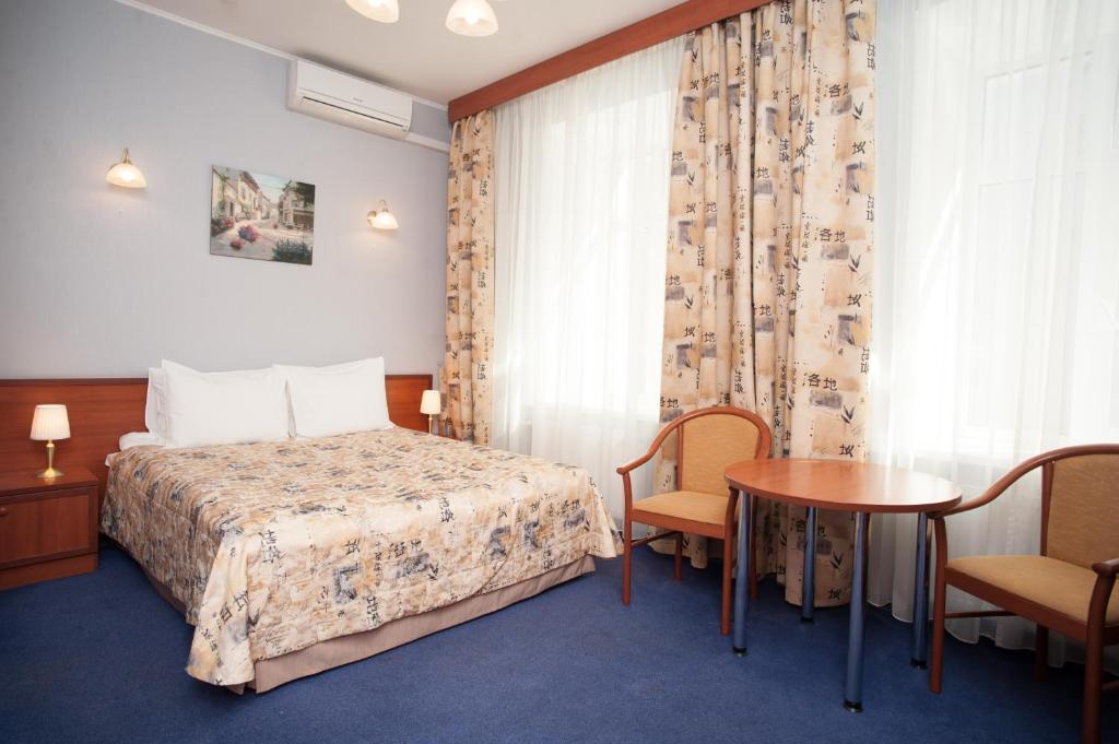 Отель  Минима Красные Ворота  - отзывы Booking