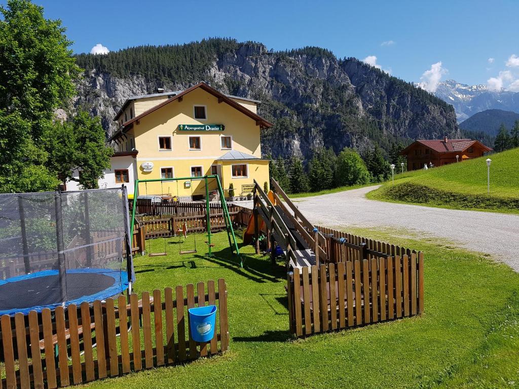 Мини-гостиница  Alpengasthof Draxler  - отзывы Booking