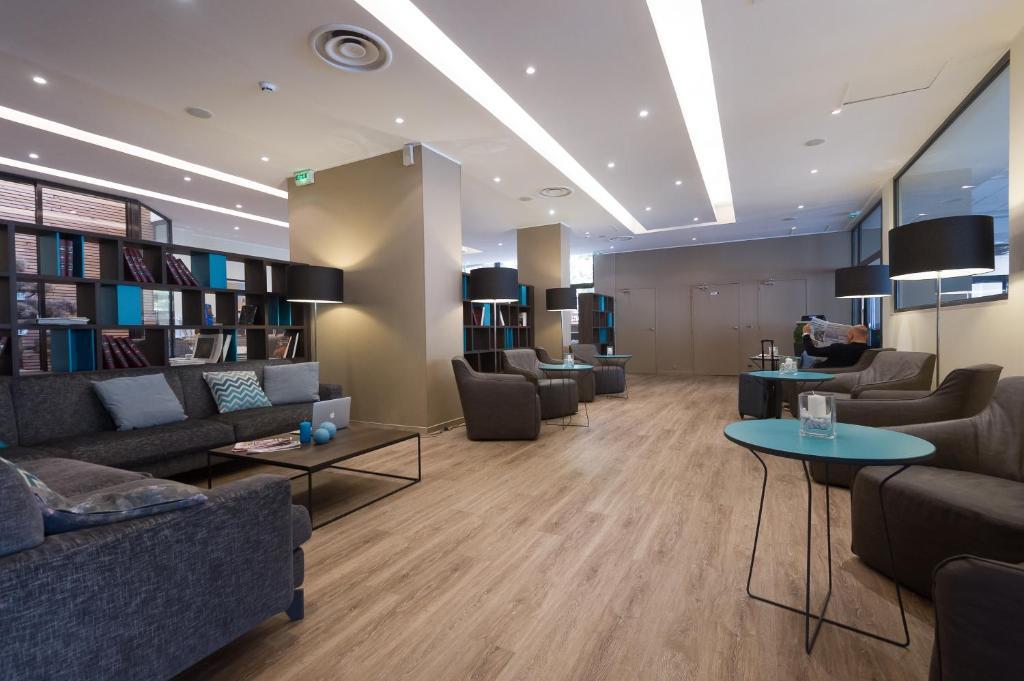 Отель Hotel Apogia Nice - отзывы Booking