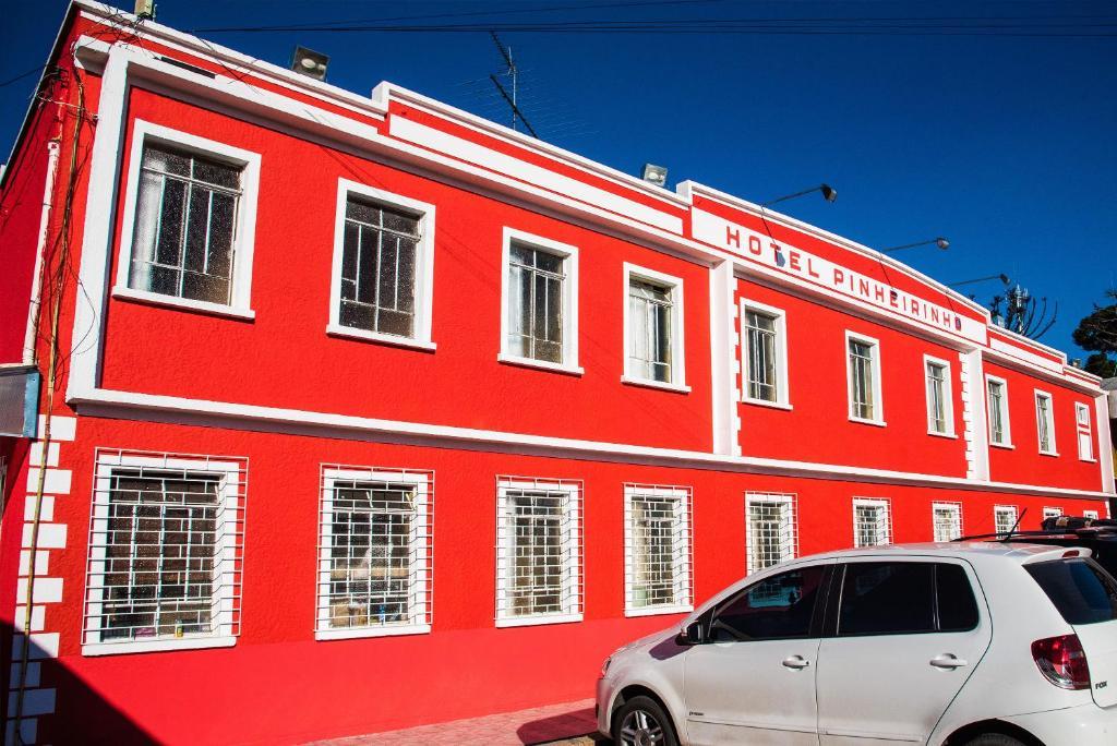 Отель  Отель  Hotel Pinheirinho