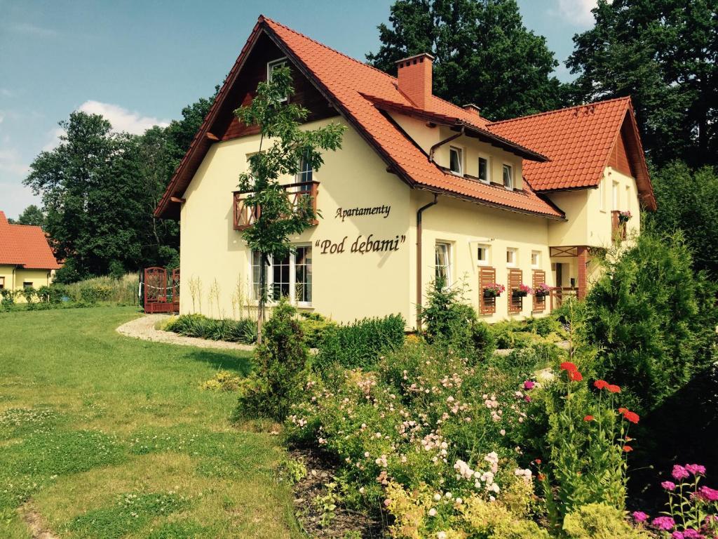 Отель типа «постель и завтрак»  Willa Pod Dębami  - отзывы Booking