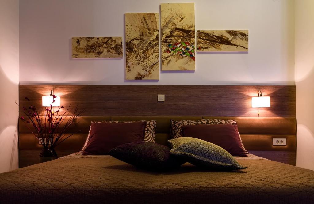 Отель типа «постель и завтрак»  Villa Martini - apartments & rooms  - отзывы Booking