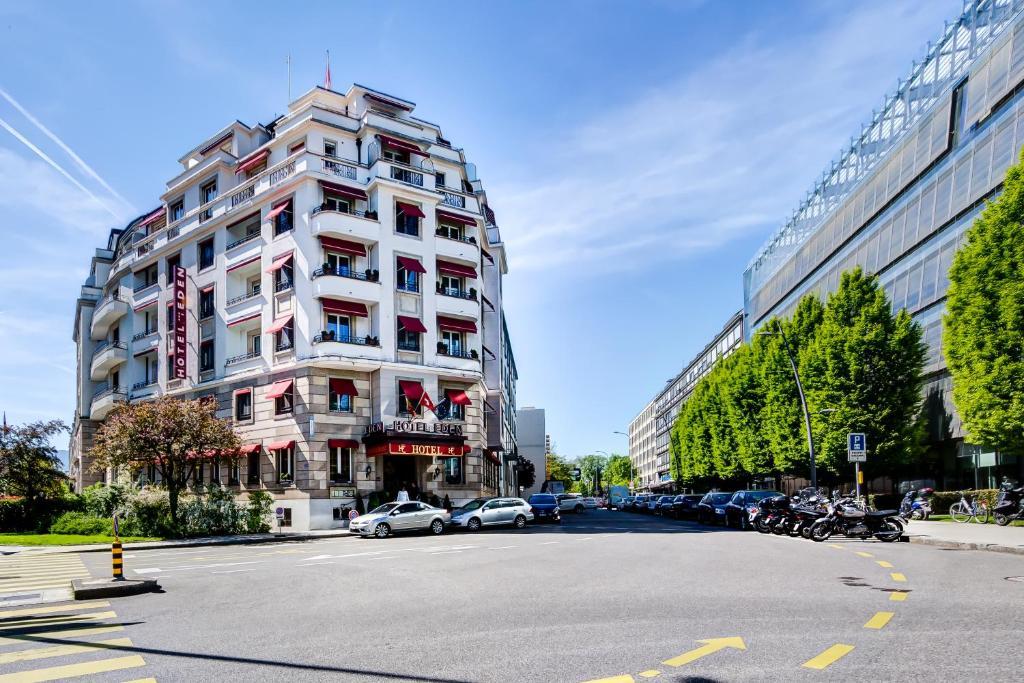 Отель  Отель  Hotel Eden