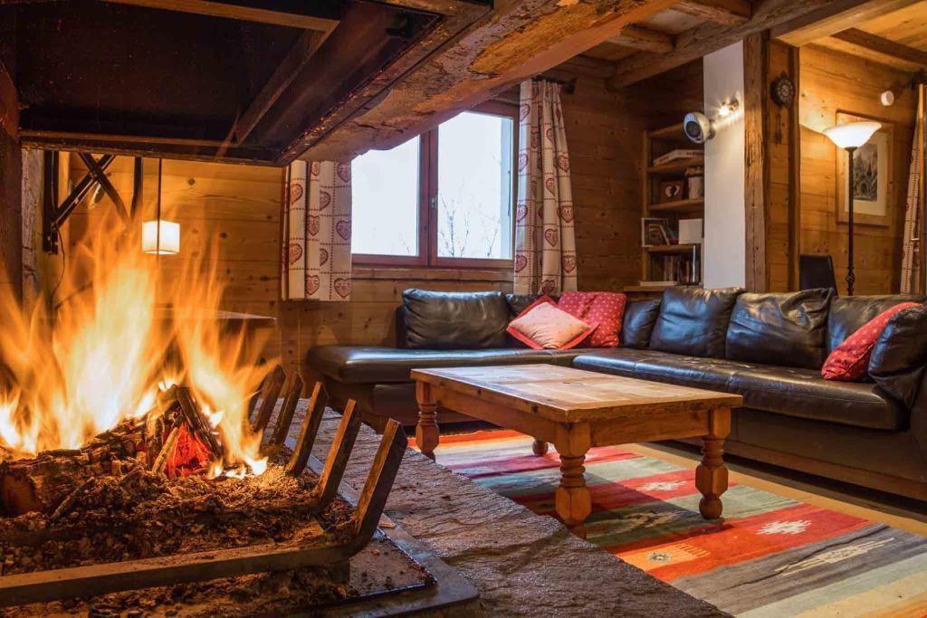 Шале  Caprice Des Neiges - Chamonix All Year  - отзывы Booking