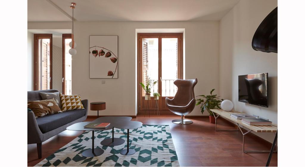 Апартаменты/квартиры  60 Balconies Recoletos