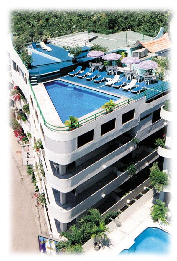 Отель  Отель  Hotel Suites Jazmín Acapulco