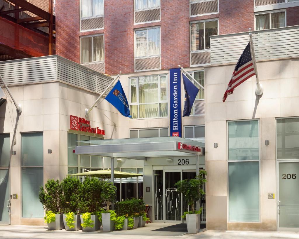 Отель  Отель  Hilton Garden Inn New York Manhattan Midtown East