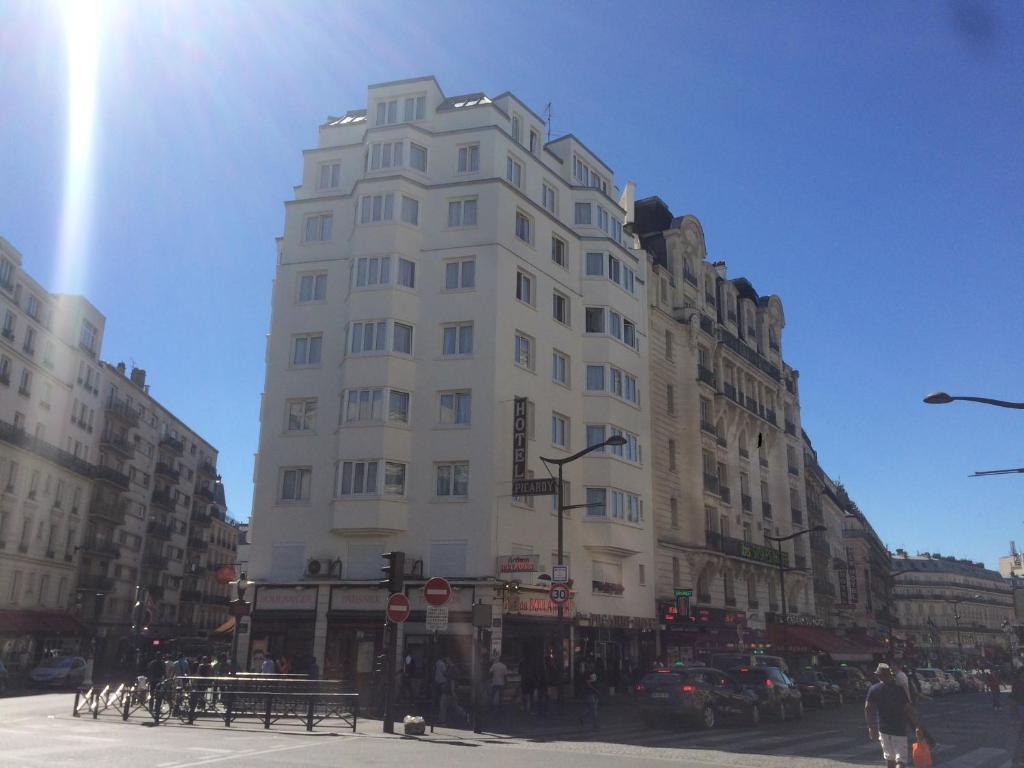 Отель  Отель  Picardy Hôtel-Gare Du Nord