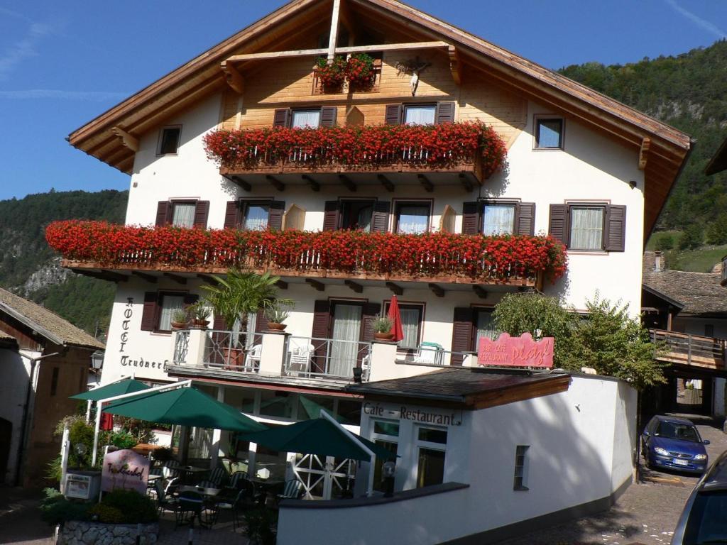Отель  Hotel Trudnerhof im Naturpark Trudnerhorn  - отзывы Booking