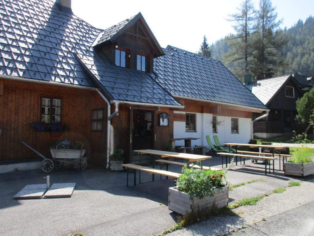 Фото  Мини-гостиница  Almgasthaus Seebergalm