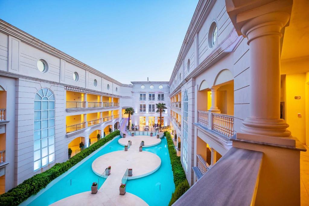 Курортный отель Elinotel Apolamare Hotel - отзывы Booking