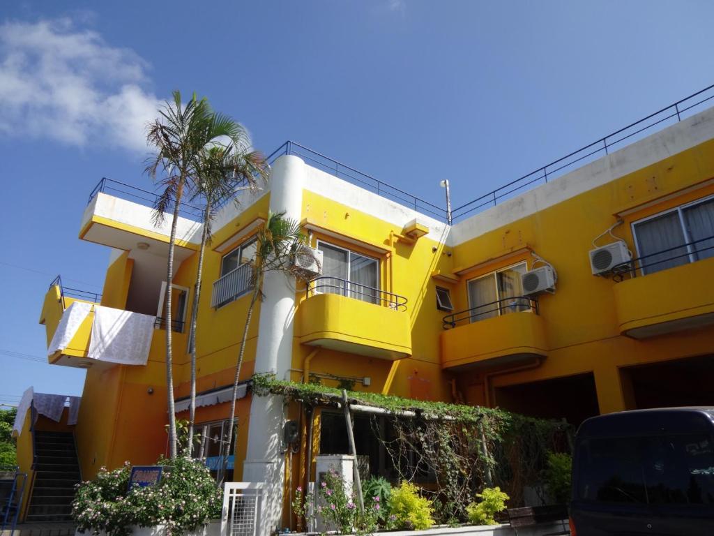 Отель  Pension Orange Box  - отзывы Booking