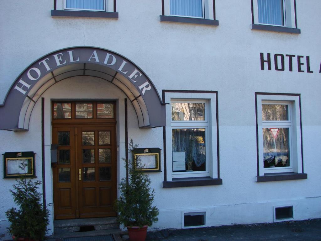 Отель  Hotel-Restaurant-Adler