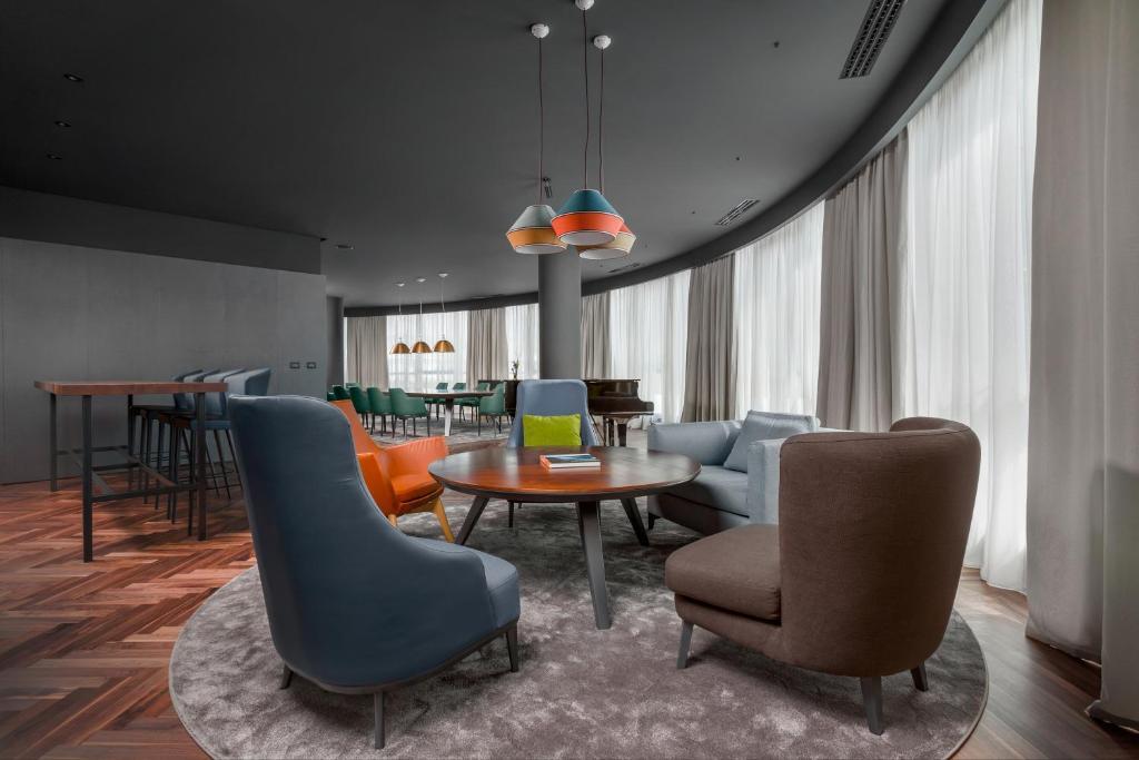 Отель  CUE Podgorica  - отзывы Booking