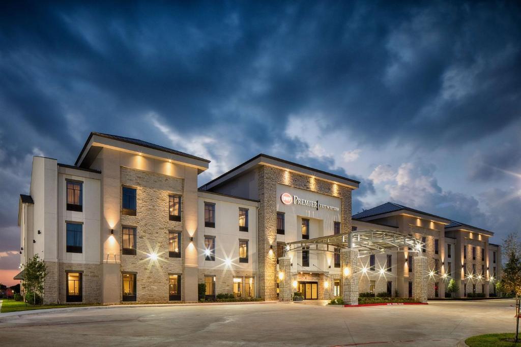 Отель  Best Western Premier Energy Corridor  - отзывы Booking
