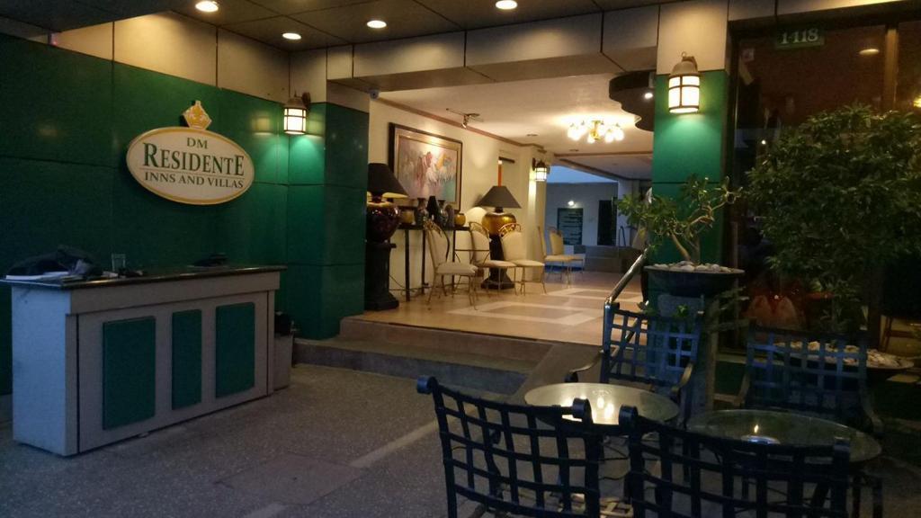 Отель  DM Residente Hotel Inns & Villas  - отзывы Booking