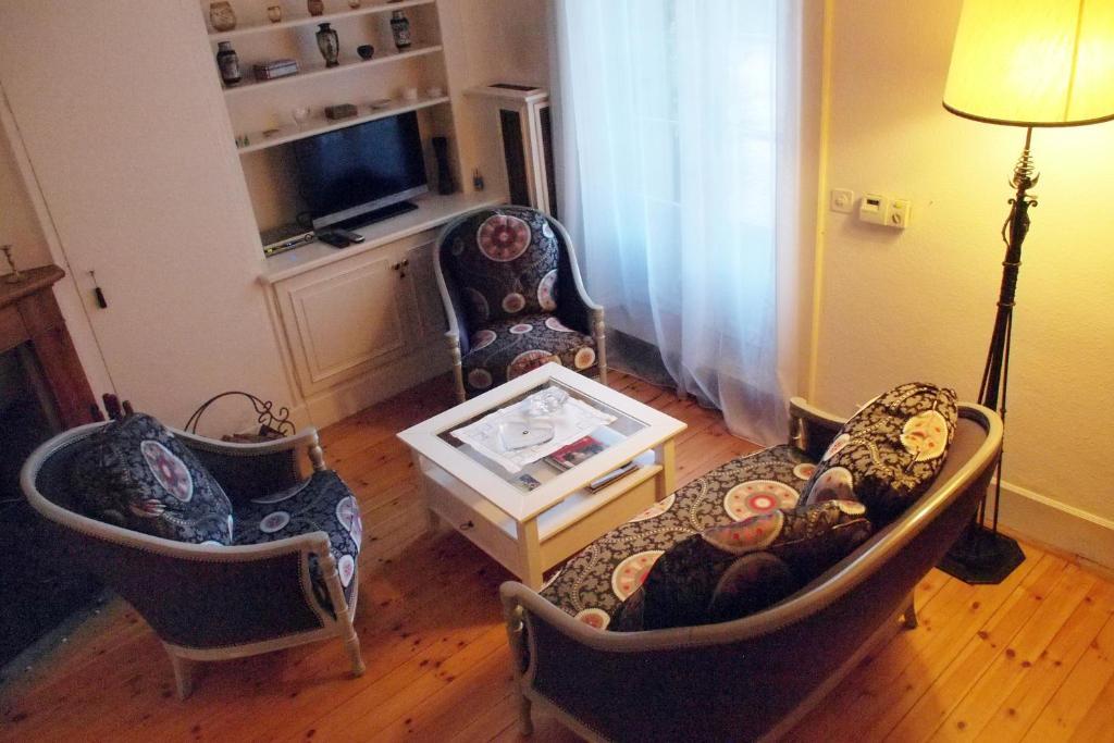 Апартаменты/квартира  Charming Geneva