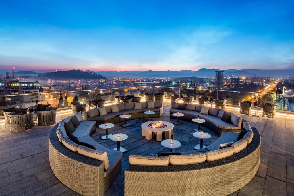 Отель  Hilton Podgorica Crna Gora