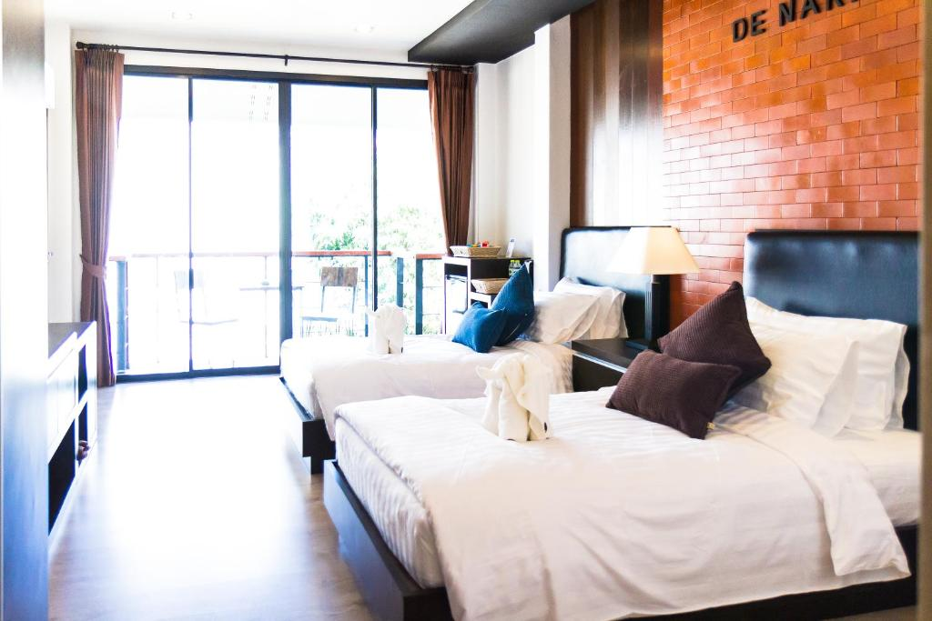 Отель  Hotel De Nara- SHA Certified  - отзывы Booking