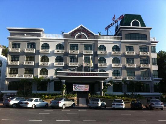 Отель  Sutera Hotel Seremban  - отзывы Booking