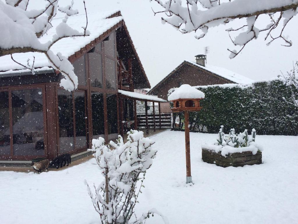 Гостевой дом  Maison d'hôtes Chez Cathy et Gilou  - отзывы Booking