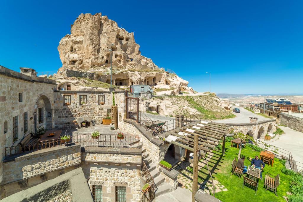 Гостевой дом Kale Konak Cappadocia - отзывы Booking