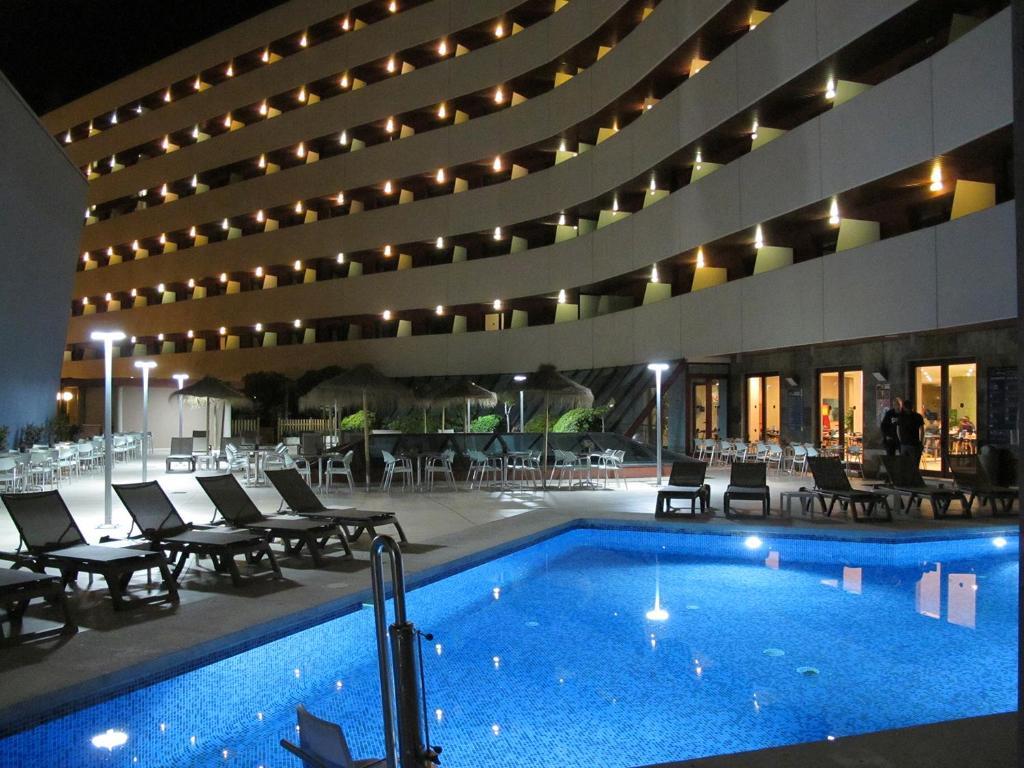Отель Отель Ohtels Campo De Gibraltar