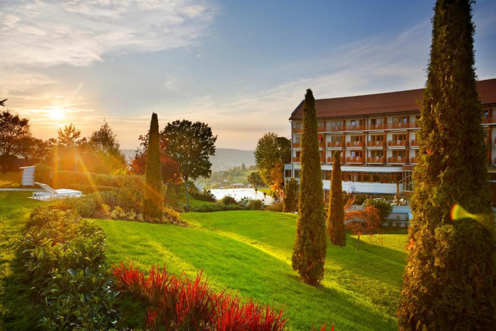 Курортный отель Hotel & Spa Der Steirerhof