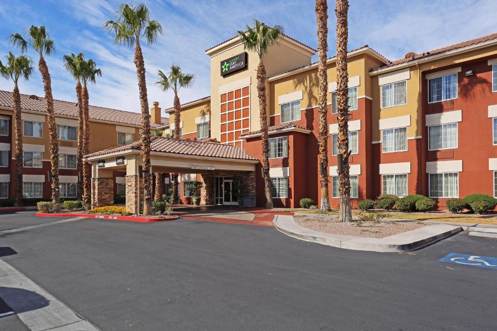 Отель  Extended Stay America - Las Vegas - Midtown  - отзывы Booking