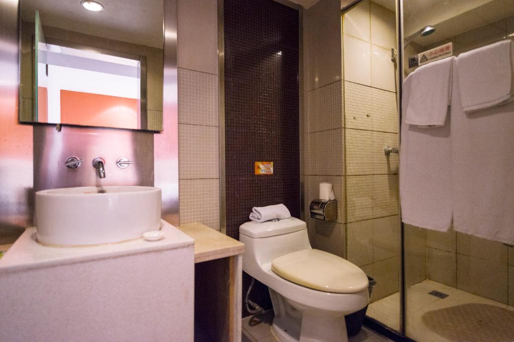 Отель  Motel Harbin Xinyang Kaide Plaza  - отзывы Booking