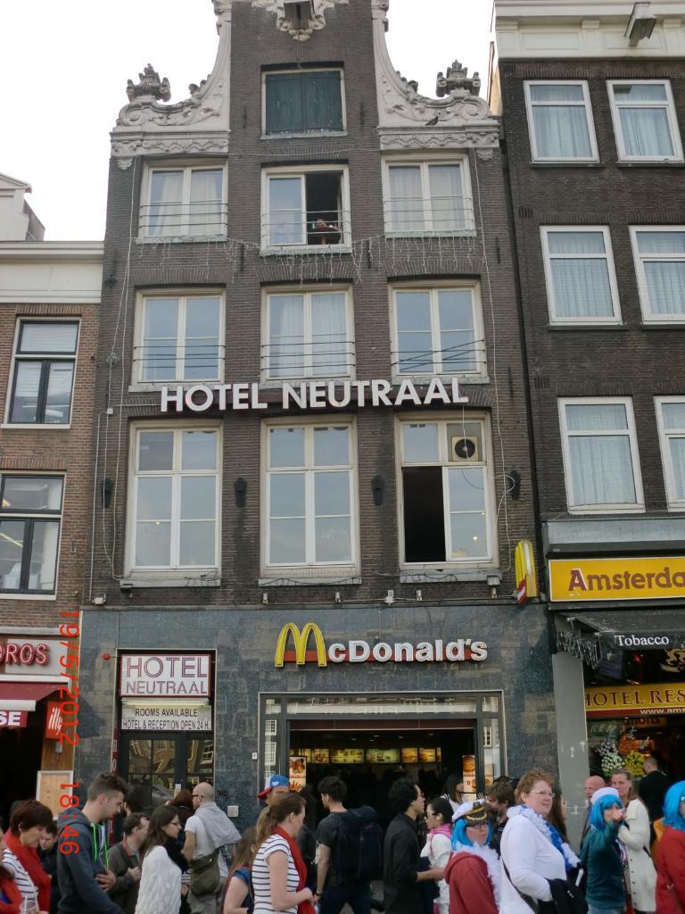 Отель  Budget Hotel Neutraal  - отзывы Booking