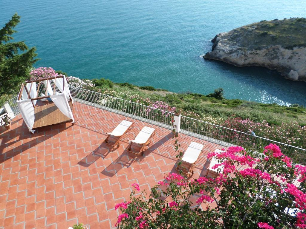 Отель типа «постель и завтрак»  Baia Scirocco Bed And Breakfast