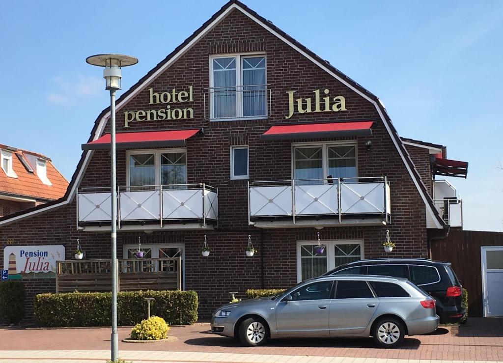 Гостевой дом  Hotel Pension Julia  - отзывы Booking