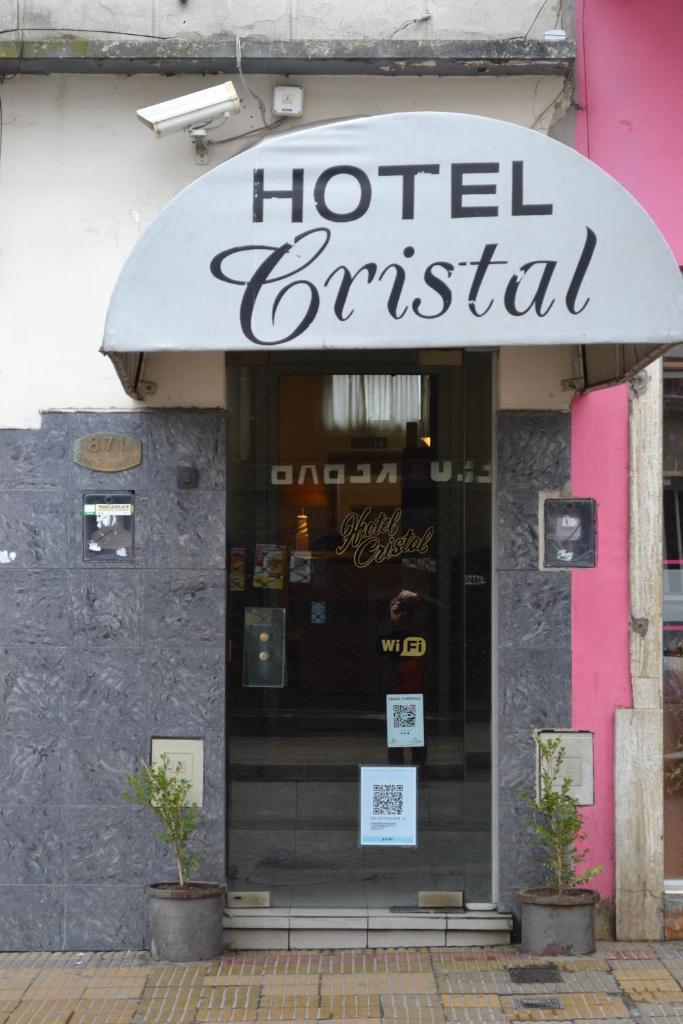 Отель  Hotel Cristal  - отзывы Booking