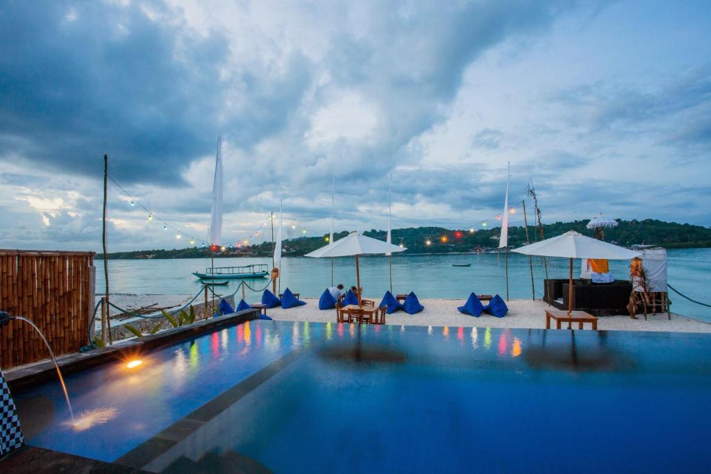 Отель The Kubu221 Ceningan - отзывы Booking