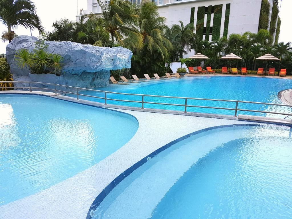 Отель  Отель  Marco Polo Plaza Cebu
