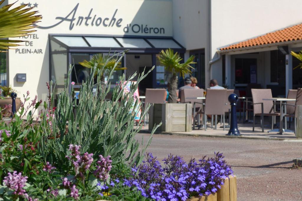 Кемпинг Camping Antioche D'Oléron - отзывы Booking