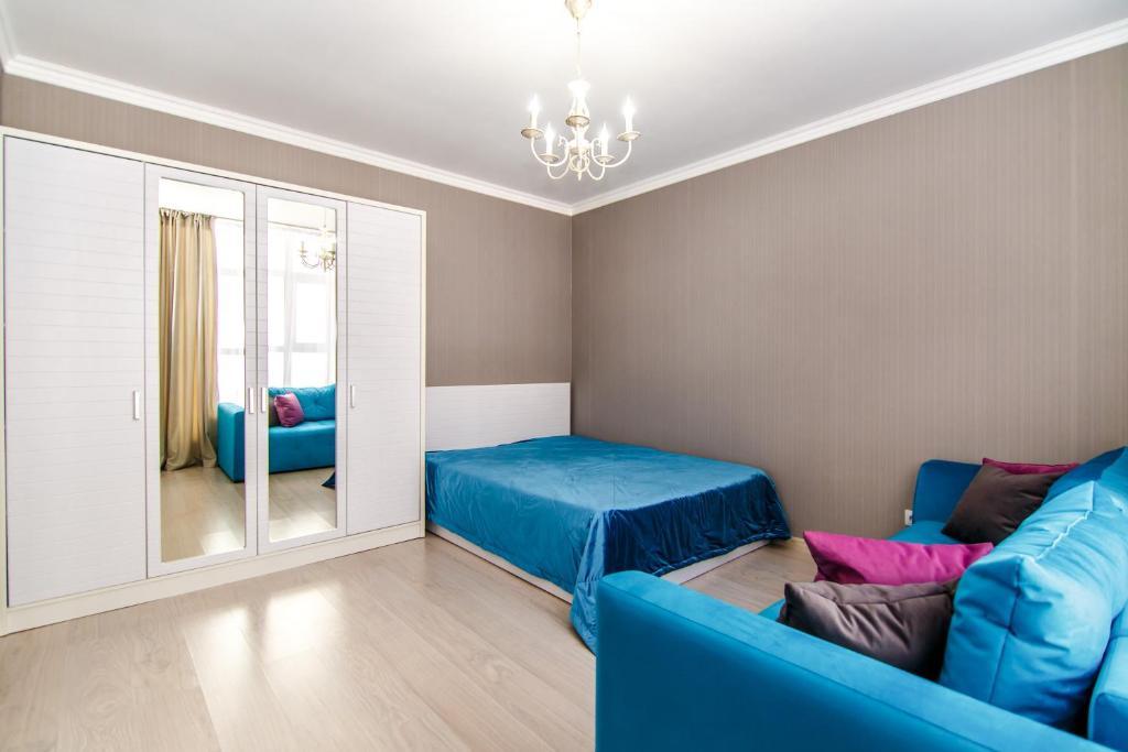 Апартаменты/квартира New Apartaments Promenade EXPO