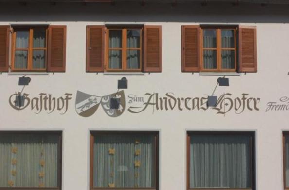 Hotel Andreas Hofer Dornbirn, Austria