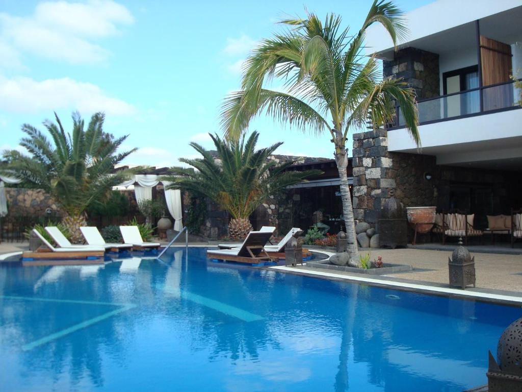 The swimming pool at or near Villa VIK - Hotel Boutique