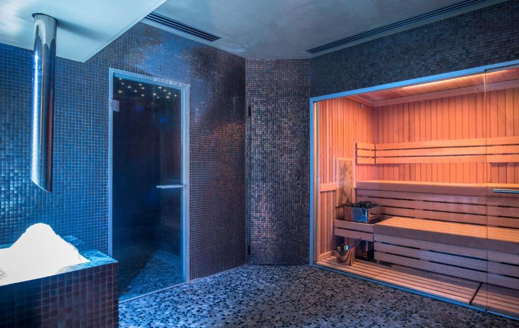 Спа и/или другие оздоровительные услуги в Hotel Es Marès