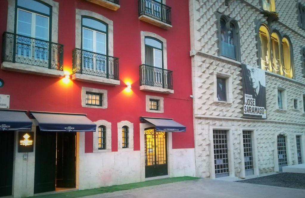 Hotel Riverside Alfama Lisbon, Portugal
