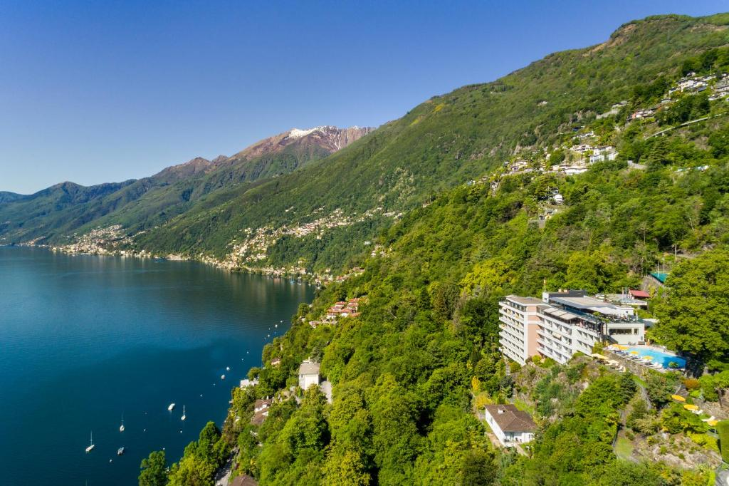 A bird's-eye view of Casa Berno Swiss Quality Hotel