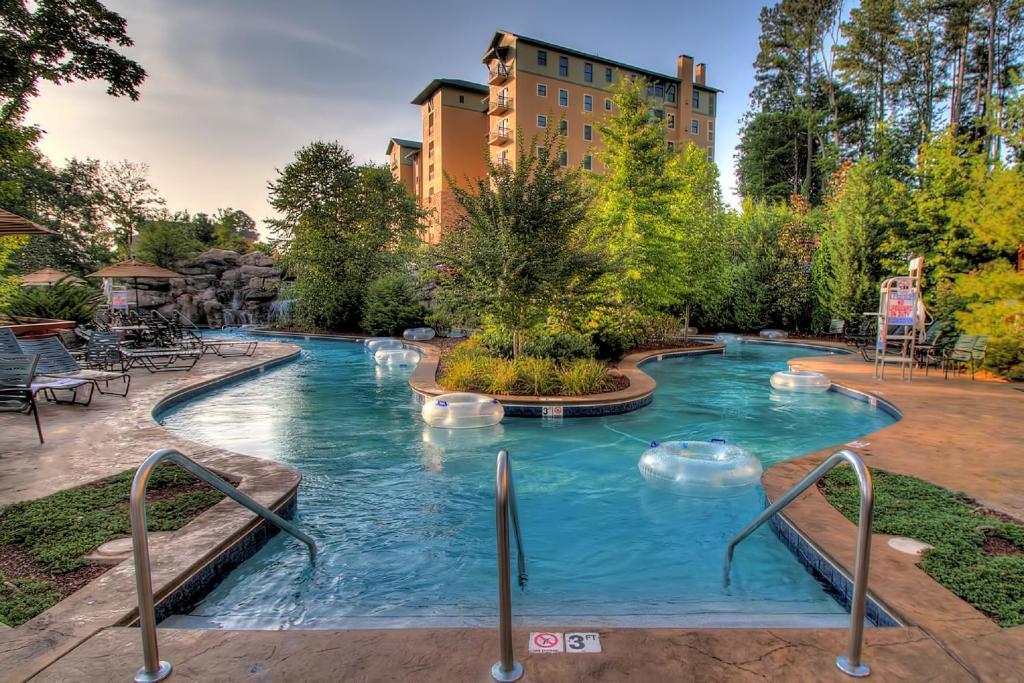 RiverStone Resort & Spa, Pigeon Forge, Best hotels in pigeon forge, Great Southern Hotels, Pretty Southern Resorts,