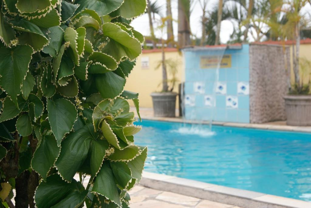 The swimming pool at or near Hotel Pousada Vento Leste