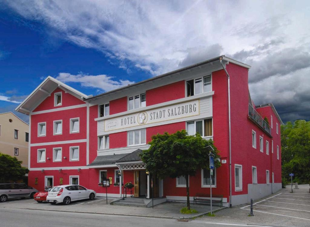 Hotel Stadt Salzburg Bad Ischl, Austria