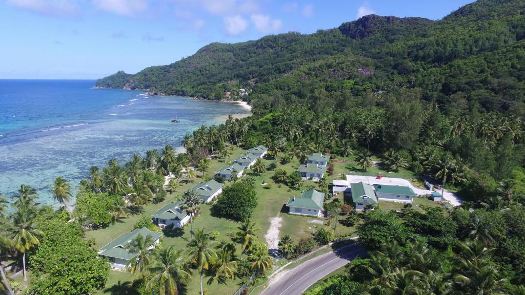 A bird's-eye view of Chalets d'Anse Forbans SelfCatering