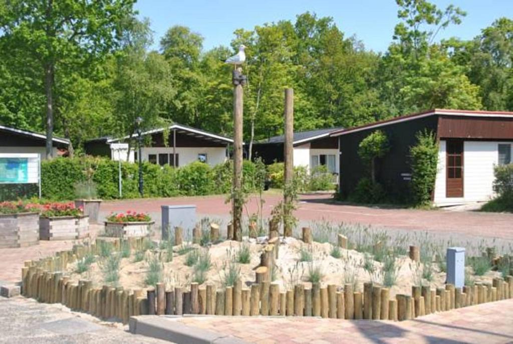 Banquet facilities at the resort village